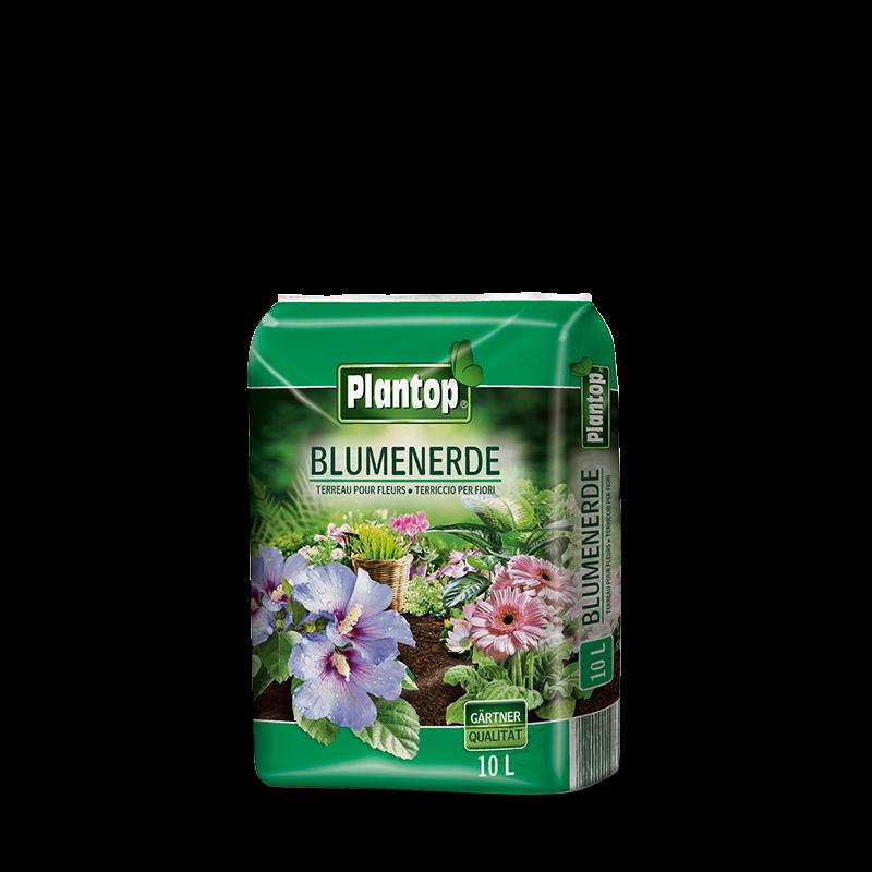Plantop Blumenerde 10 Liter