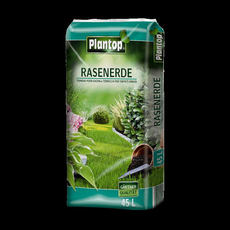 Plantop Rasenerde 45 Liter