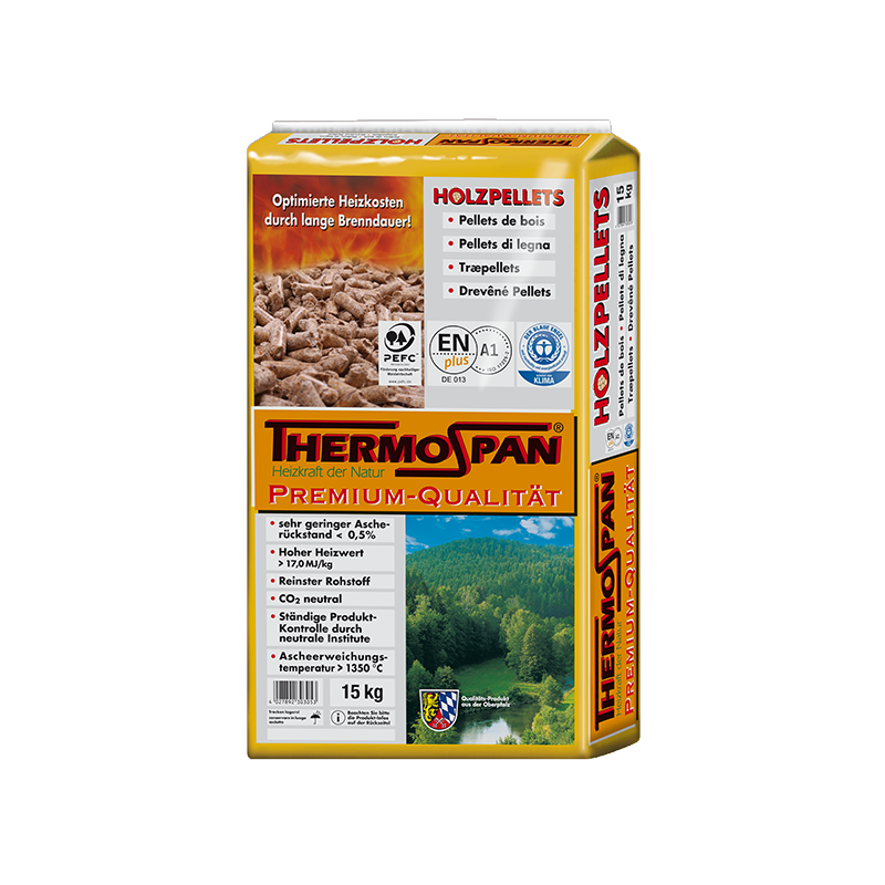 Thermospan Holzpellets